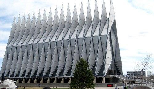 Часовня академии военно-воздушных сил США
