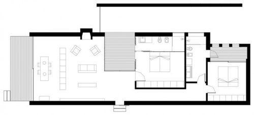 Дом без окон и дверей Private Residence