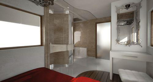 Дом на колесах класса люкс от Marchi Mobile