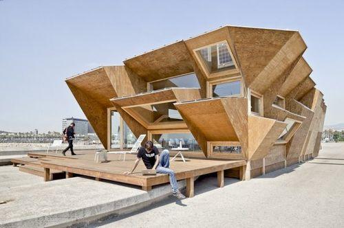 Эко-дом Endesa Pavilion