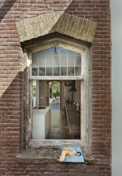 Коттедж Santpoort Rail House в Нидерландах