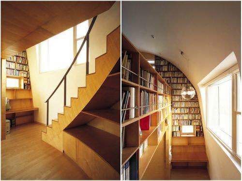 Креативный дом 9,675 Pixel House