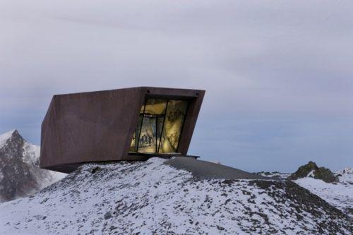 Музей в горной долине