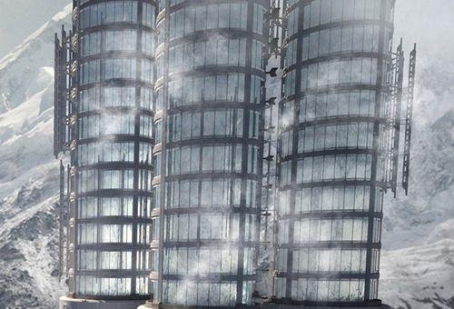 Небоскребы Himalaya Water Towers