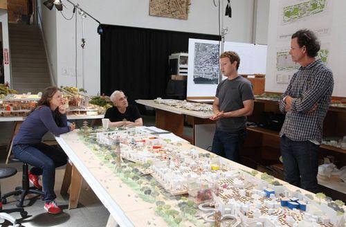 Новый дом для Facebook