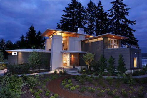 Олимпийский дом от BC&J Architecture