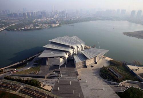 Оперный театр Wuxi Grand Theatre