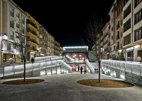 Подземное строительство Teruel-zilla от The July 16