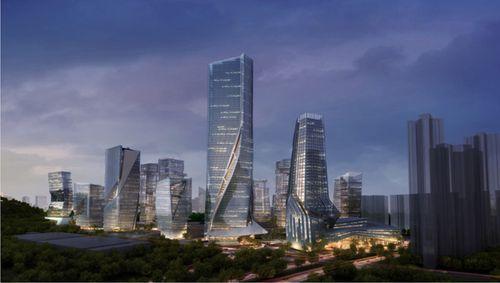 Проект интеграции современного города в сельскую среду