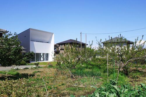 Прохладный дом в Японии