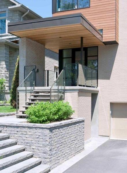 Резиденция Fraser в провинции Онтарио