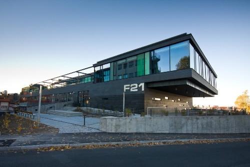 Школа F21 в Осло