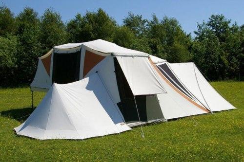 Суперпалатка Holtkamper Flyer Tent