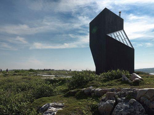 Удивительный архитектурный проект Tower Studio