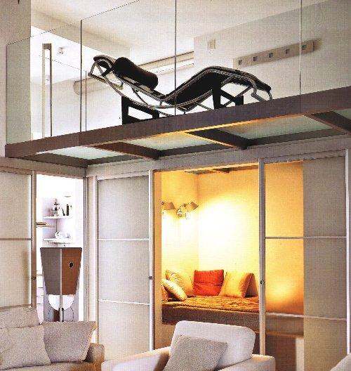 Второй уровень в квартире