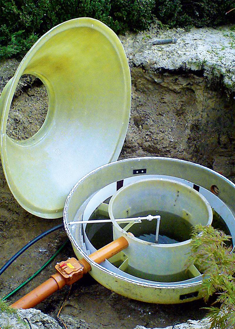 Устройство канализации (Рисунок: ВЫСОКИЕ ТЕХНОЛОГИИ АТ)