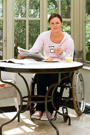 Дом для людей с ограниченными физическими возможностями