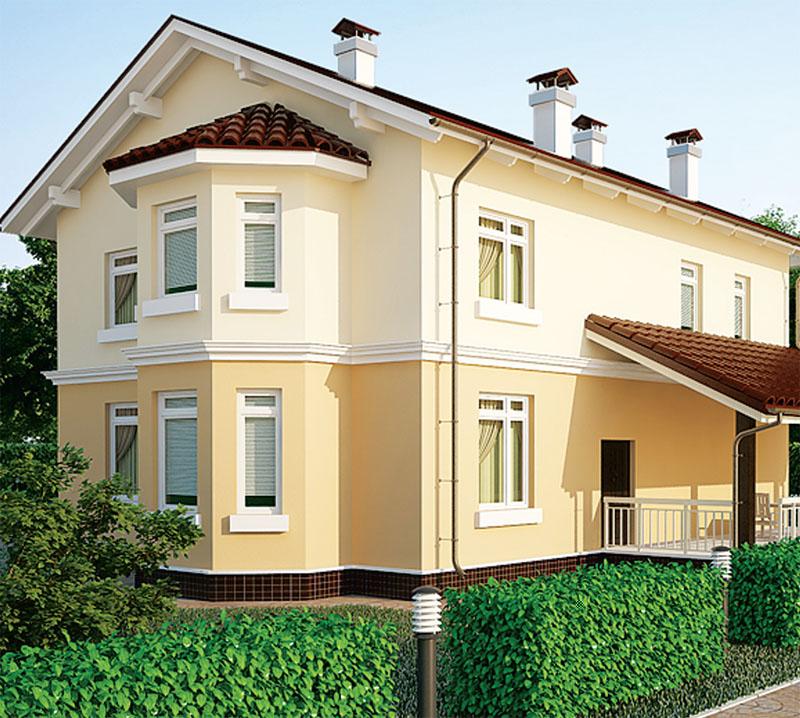 Дом для сейсмозоны