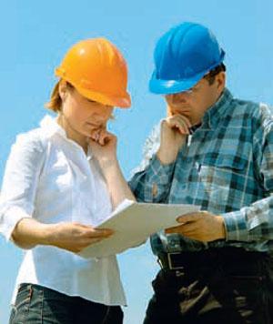 Составление графика строительных работ