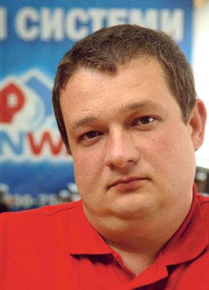 Вячеслав Ребец