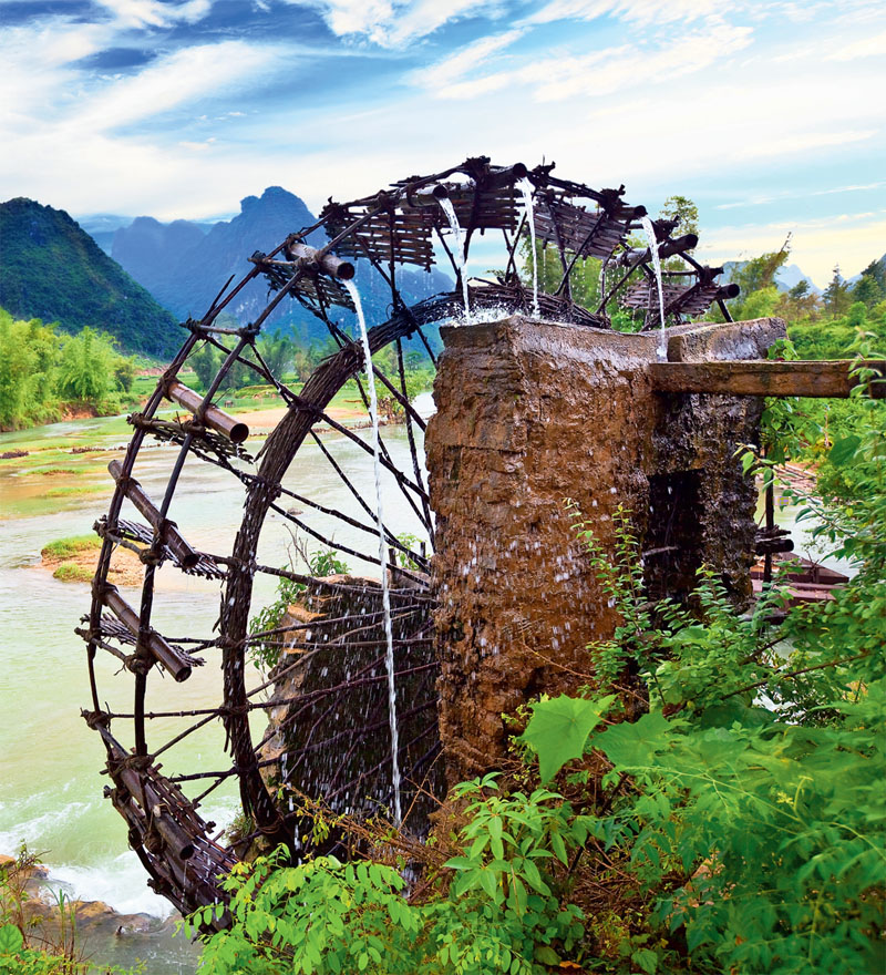 Воденое колесо