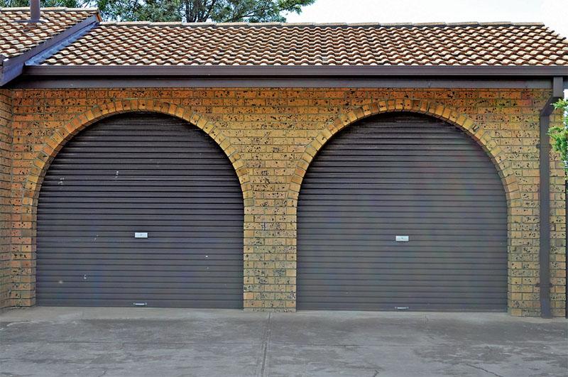 Ролетные ворота