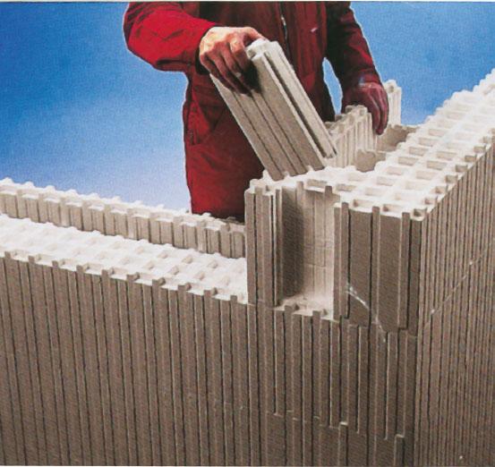3. Отверстия в торцах, углах и Т-образных соединениях стен закрываются элементами-заглушками