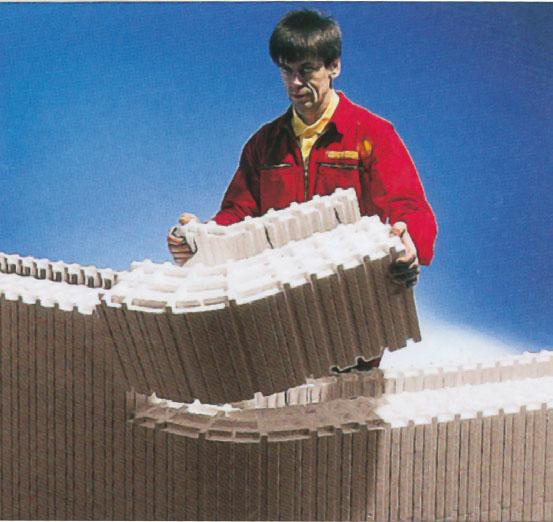 4. Эркер с углом 135 градусов собирается с помощью эркерного элемента (Isorast) без мостиков холода