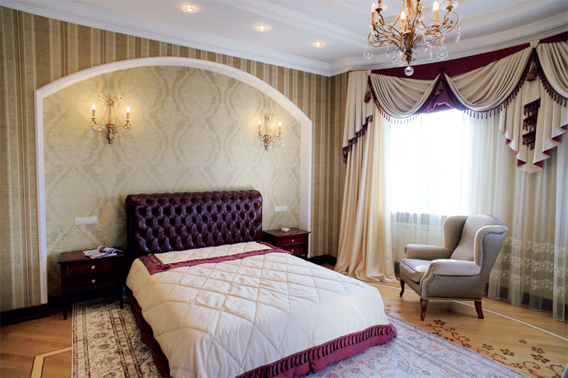 Спальня хозяина
