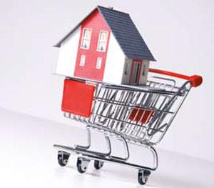 Дом из супермаркета