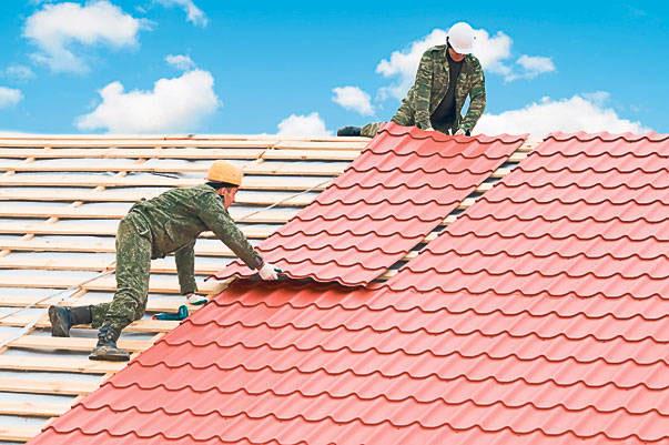 Монтаж крыши без ошибок