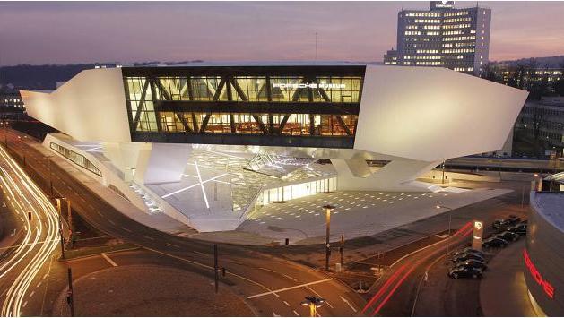 Архитекторы создавали здание, напоминающее способный к коммуникации субъект