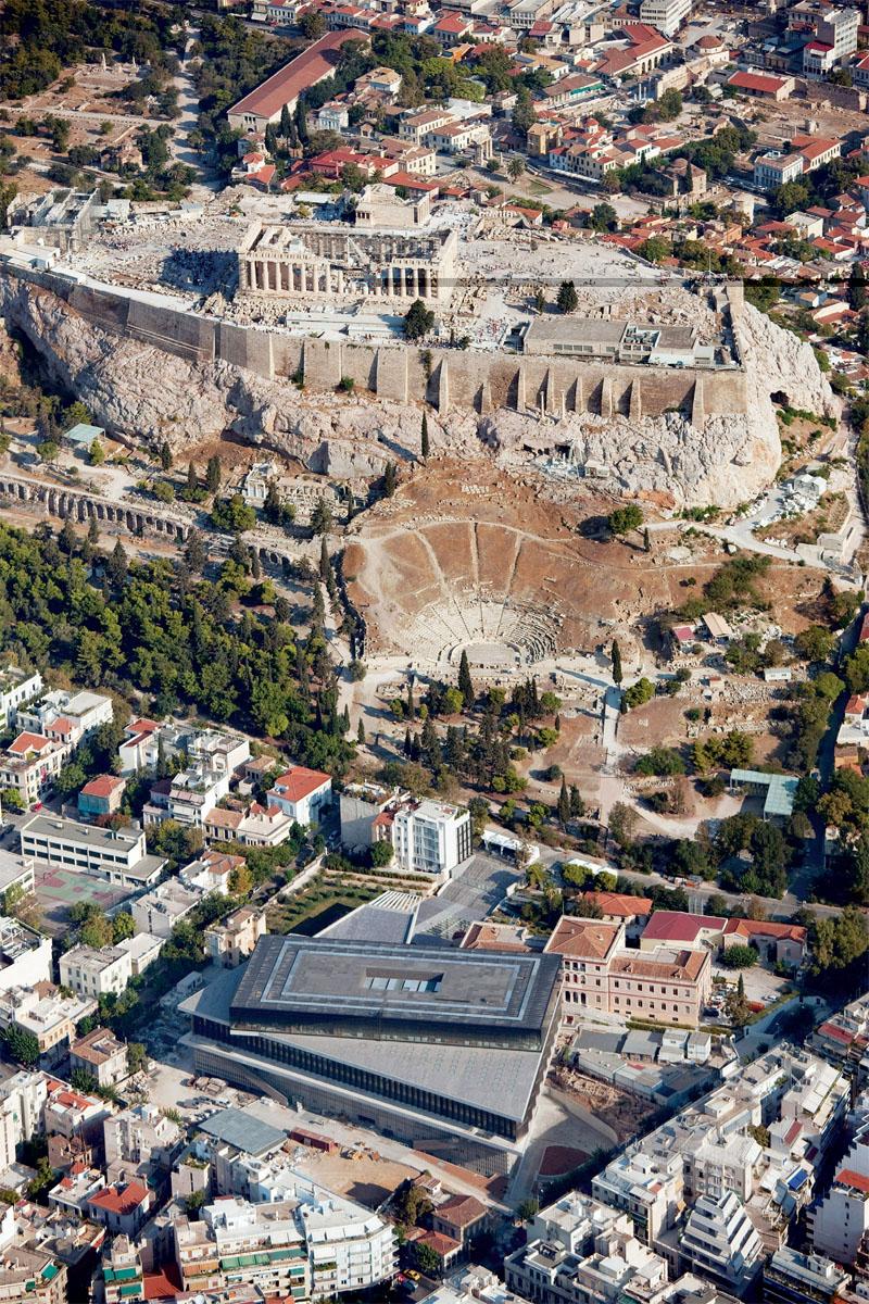 Вид с высоты птичьего полета (Фото: Nikos Daniilidis)