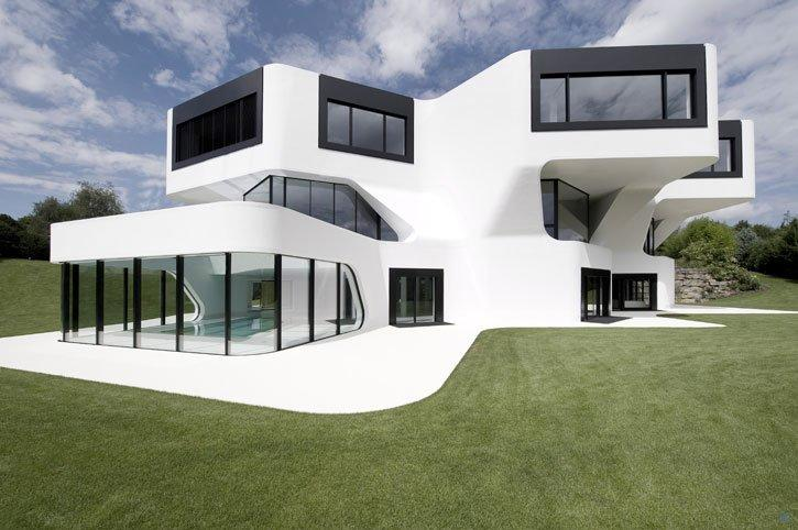 Сблокированный дом