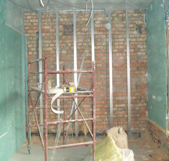 Работі по реконструкции (Фото: Елена Галич)