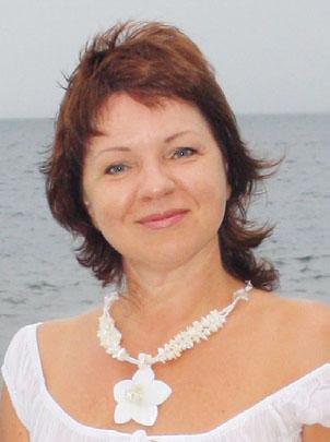 Инесса Олейникова