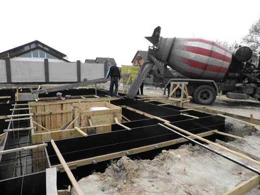 Фундамент - основа и неотьемлимая часть здания (Фото: Альянс-Строй Качество)