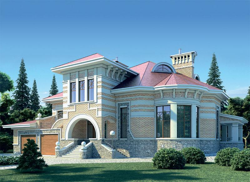 Дом в стиле модерн (Фото: ЦПП)