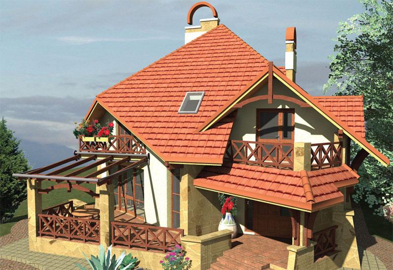 Дом в стиле кантри (Фото: ЦПП)