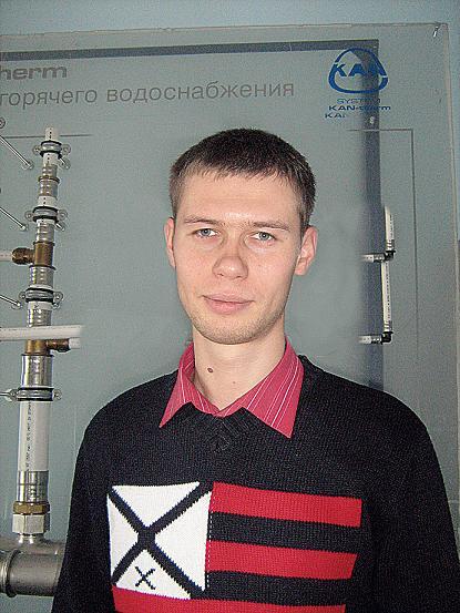 Александр САВЧЕНКО, технический консультант ООО «КАН»