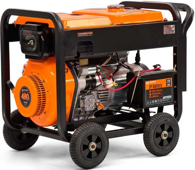 Как выбрать современный электрогенератор для применения?