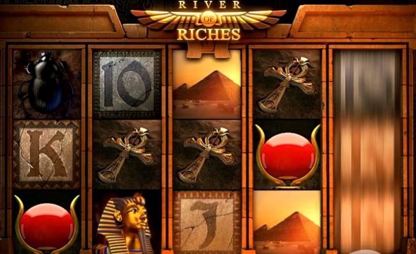 Игровой автомат River of Riches
