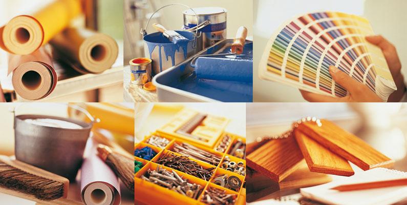 Выбираем качественные материалы для отделочных работ