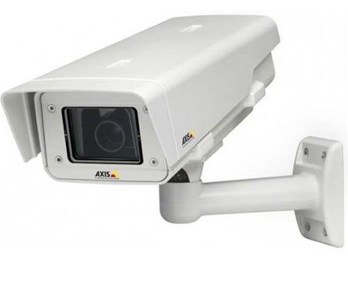 IP-камеры AXIS для вашей системы видеонаблюдения