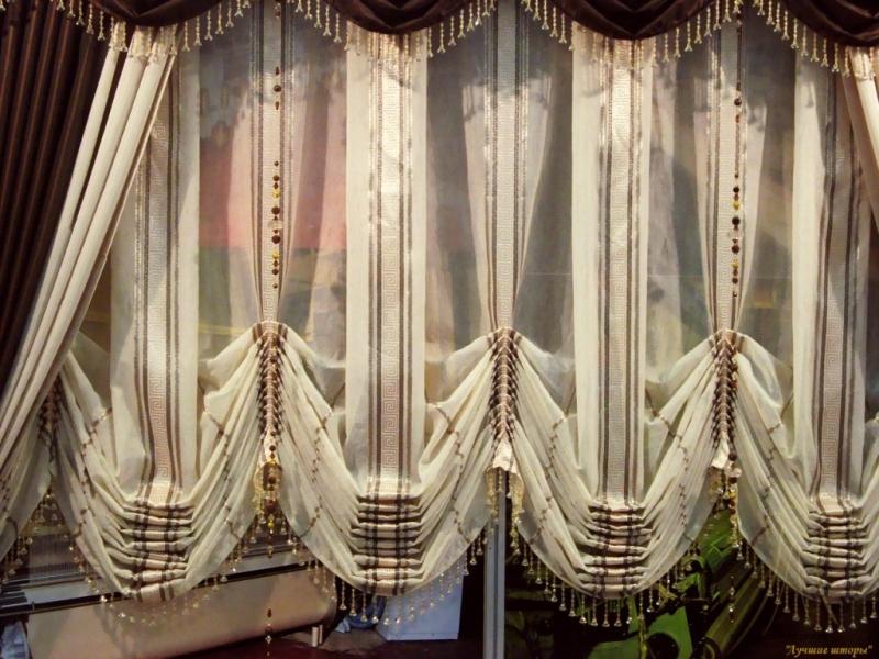 Как красиво повесить шторы: практические советы