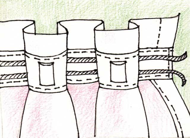 Как повесить шторы своими руками качественно и быстро