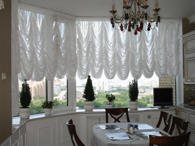 Как повесить тюль красиво и украсить окно?