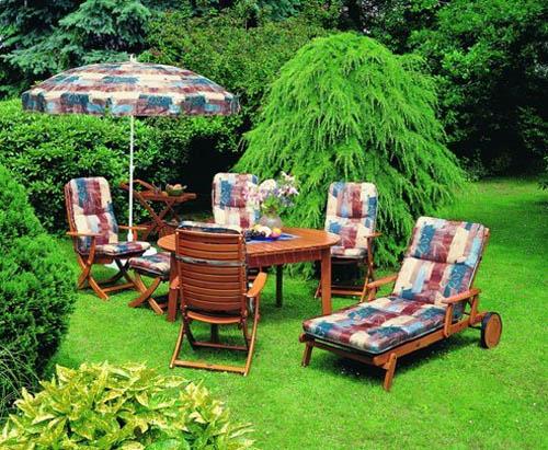 Мебель для дачи и сада: как выбрать шезлонг?