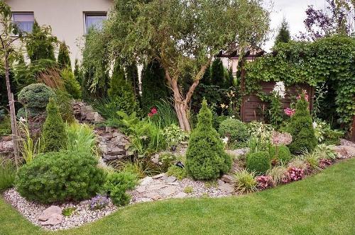 Обустройство небольшого сада: важные нюансы