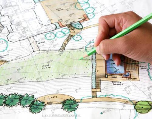 Проект ландшафтного дизайна: от топосъемки до сметы